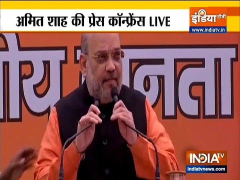 BJP will form government in West Bengal with more than 200 seats: Amit Shah