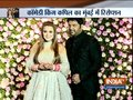 Kapil Sharma and his wife Ginni Chatrath dazzle at their grand wedding reception