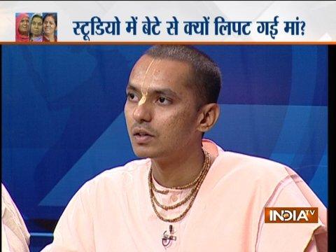 India TV Exclusive: Story of 'Sanyasi' Dishant Patel