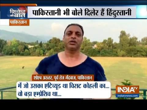 Virat Kohli always puts country before himself: Shoaib Akhtar
