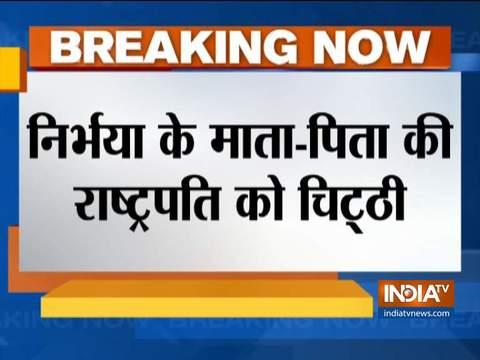 निर्भया के माता-पिता ने राष्ट्रपति को लिखी चिट्ठी, दोषी विनय शर्मा की दया याचिका खारिज करने की मांग