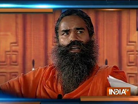 In next 1-2 years Patanjali will going to be one of the biggest compny in India, says Swami Ramdev