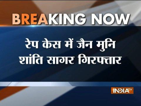 Police Arrest Jain Muni Shanti Sagar For Allegedly Raping 19-Year-Old Girl