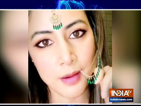 Video Of The Day: Here's what Hina Khan, Shraddha Arya are upto amid lockdown