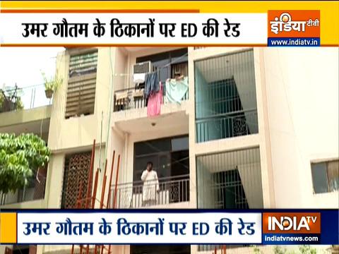 Forced conversion case: ED raids locations linked to Umar Gautam