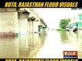 Heavy rain leads to flood-like situation in Kota