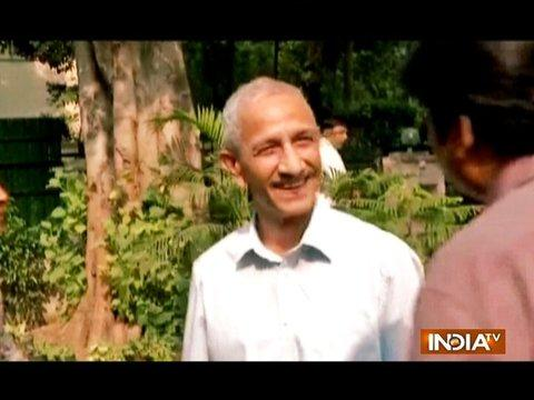 Interlocutor Dineshwar Sharma kickstarts dialogue in Kashmir
