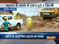 Rajasthan: 4 labourers buried alive at tunnel construction site