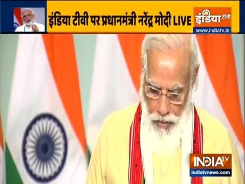 PM Modi pays tribute to Former Union Minister Raghuvansh Prasad Singh