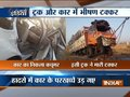 6 killed in car-truck collision in Maharashtra
