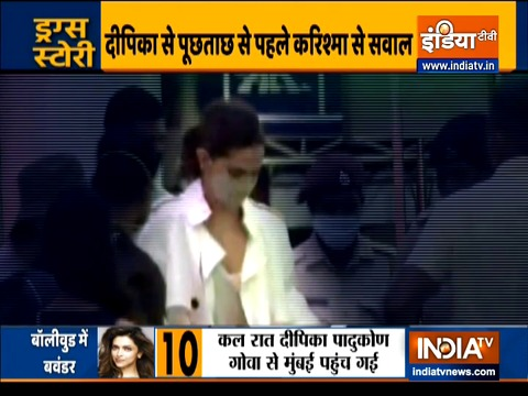 Bollywood Drugs Case: NCB to grill Deepika Padukone's manager Karishma today