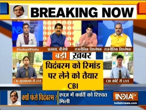 INX मीडिया केस: जानिए CBI ने चिदंबरम किये क्या सवाल