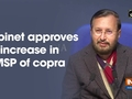 Cabinet approves increase in MSP of copra