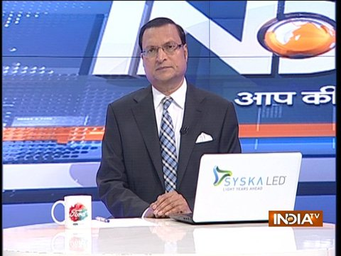 Aaj Ki Baat with Rajat Sharma | 22nd March, 2018