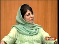 Had issued directions to not dislocate Gujjars, says Mehbooba Mufti