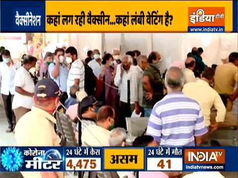 Watch All India report of COVID vaccination drive