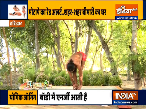 Swami Ramdev shares yogasanas that are effective in losing weight