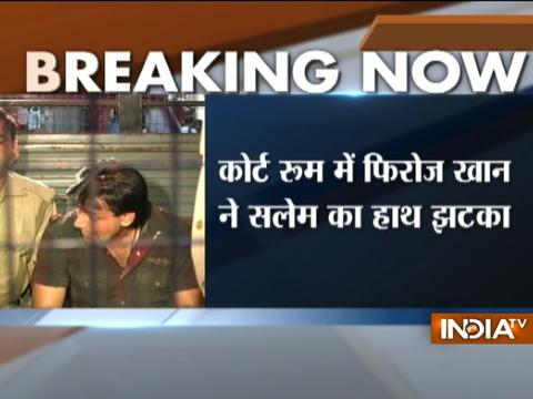 1993 Mumbai blasts: Feroze furious over Abu Salem as Mumbai Court gives quantum of sentence