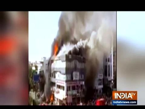 सूरत कांड के चश्मदीद गवाह: देखिये, इंडिया टीवी की EXCLUSIVE रिपोर्ट