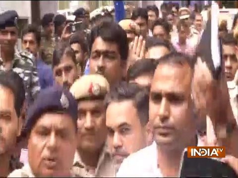 Delhi: Ashish Pandey surrenders in Patiala House Court, sent to one-day police remand