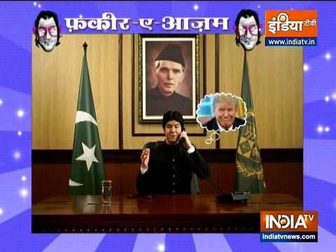 Fakir-e-Azam: Why Imran Khan fears CAA, NRC; watch hilarious political satire
