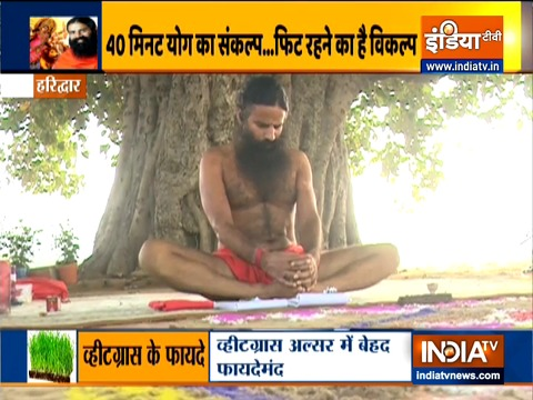 Swami Ramdev's best diet plan to lose weight during Navratri fast