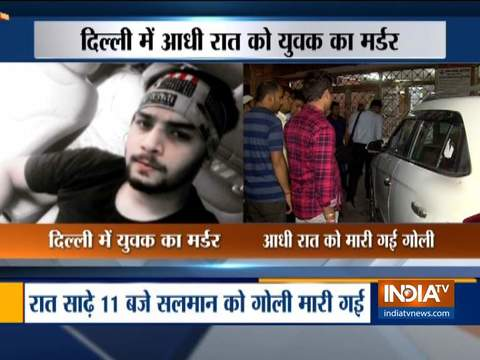 Youth allegedly shot dead by his neighbour in Delhi