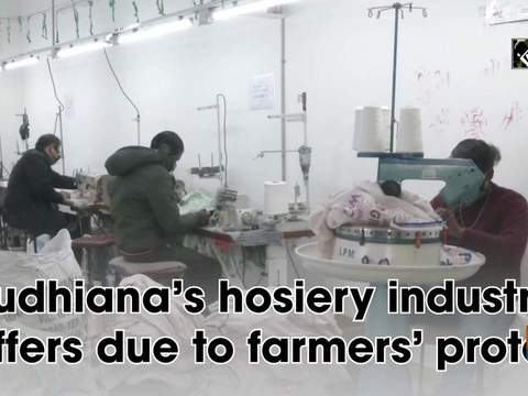 Ludhiana's hosiery industry suffers due to farmers' protest