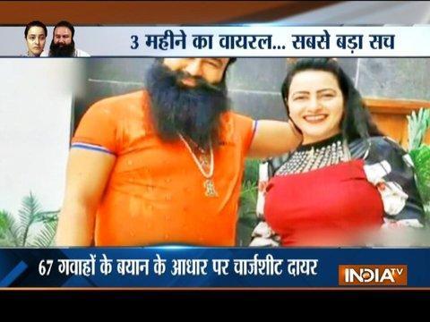 Aaj ka Viral: Chargesheet filed against Honeypreet Insan