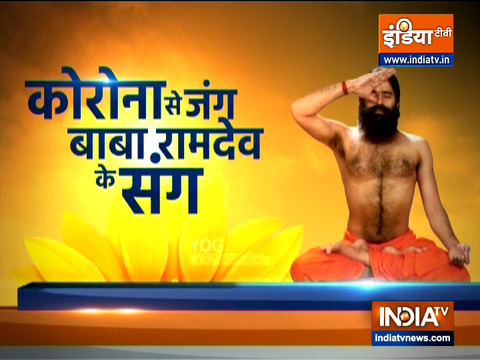 How to keep your liver healthy through yoga? Know from Swami Ramdev