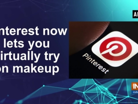 Pinterest now lets you virtually try on makeup