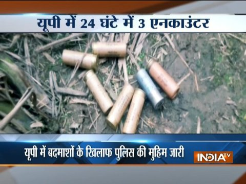 UP: Noida STF kills gangster in Muzaffarnagar encounter
