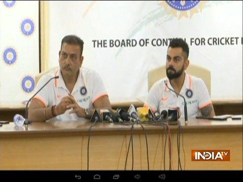 वर्ल्ड कप 2019 से पहले टीम के साथ नहीं होगी कोई छेड़छाड़: रवि शास्त्री