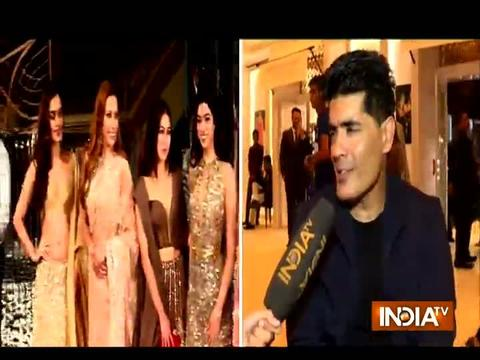 Manish Malhotra EXCLUSIVELY talks about everything bridal at Vogue Wedding Show 2018
