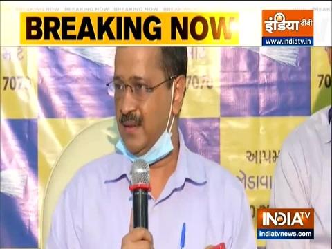 2022 में गुजरात विधानसभा चुनाव में AAP सभी सीटों पर चुनाव लड़ेगी AAP: Delhi CM