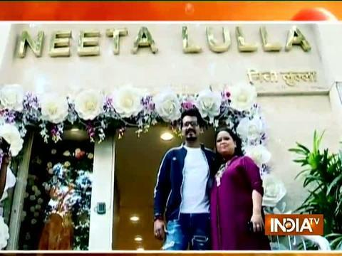Bharti Singh's wedding dress shopping with beau Harsh Limbachiyaa looks so much fun
