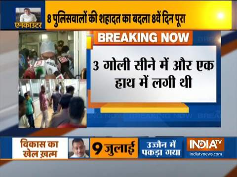 3 घायल पुलिसकर्मियों की हालत स्थिर: डॉ एलएलआर अस्पताल, कानपुर