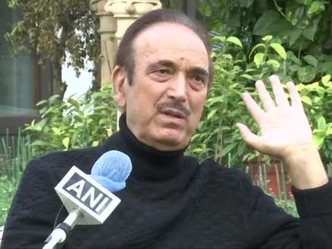 Kurukshetra | Congress at its lowest in the last 72 years: Ghulam Nabi Azad