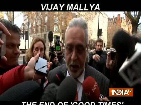 ब्रिटेन की अदालत ने विजय माल्या को भारत वापस भेजने का दिया आदेश