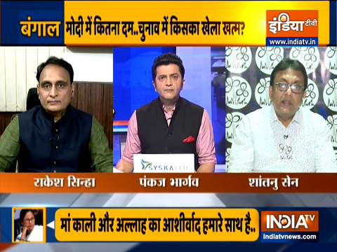 Kurukshetra: Who holds the key to Bengal? As Modi VS Didi faceoff escalates | Watch Full Debate