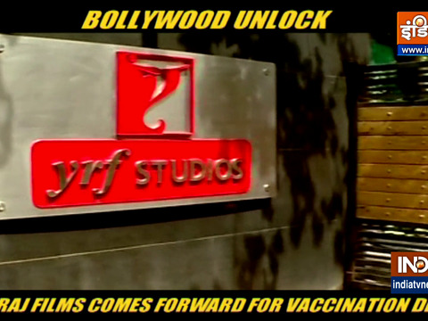 Yash Raj Films starts vaccination drive for film industry employees