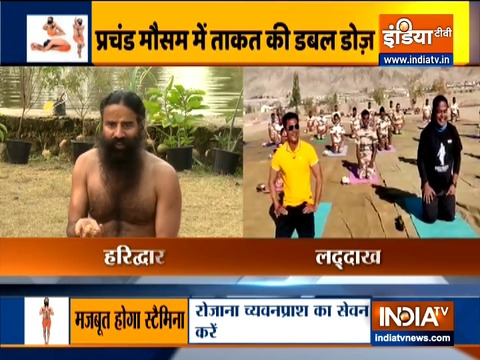 Ayurvedic gond laddus help build strong body, know how to make from Swami Ramdev