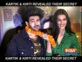 Kriti Sanon, Kartik Aaryan's quirky promotion for Luka Chuppi