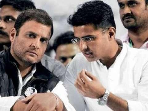 Sachin Pilot meets Rahul Gandhi in Delhi