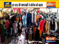 Eid shoppers violate COVID guidelines; huge rush at Hyderabad's Charminar
