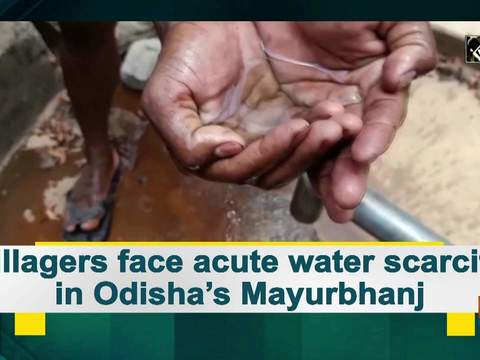 Locals face acute water scarcity in Odisha's Mayurbhanj