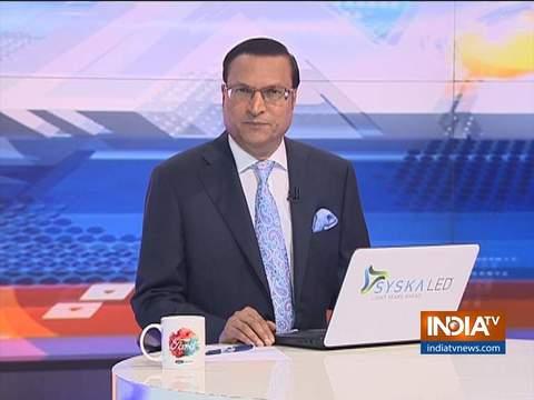 आज की बात रजत शर्मा के साथ | 15 अगस्त, 2019