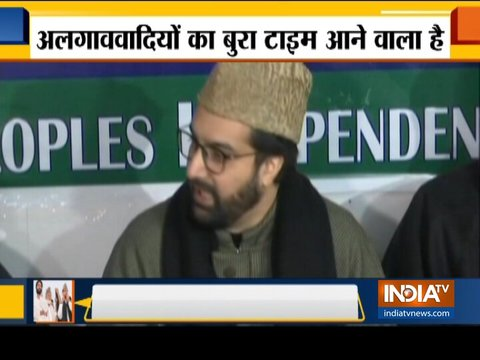 After ban on Jamaat-e-Islami, govt likely to take action against Hurriyat in Jammu and Kashmir