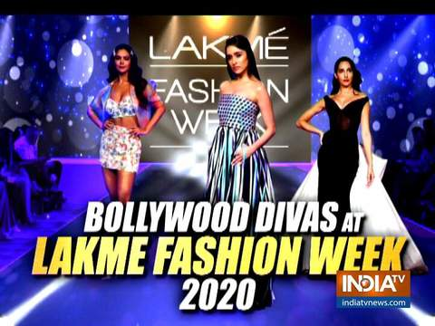 Shraddha Kapoor, Nora Fatehi and other Bollywood Divas walk the ramp at Lakme Fashion Week 2020