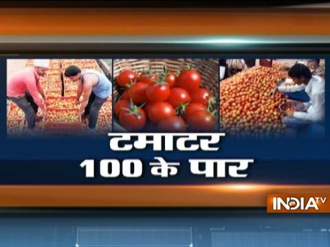 Tomato prices soar to Rs 100/kg consumers, retailers hit hard